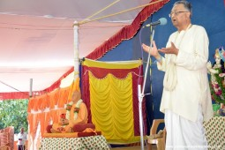 Srinathji prabhu at udupi Yatra
