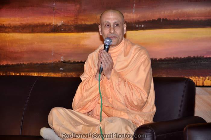 Radhanath Swami Maharaj