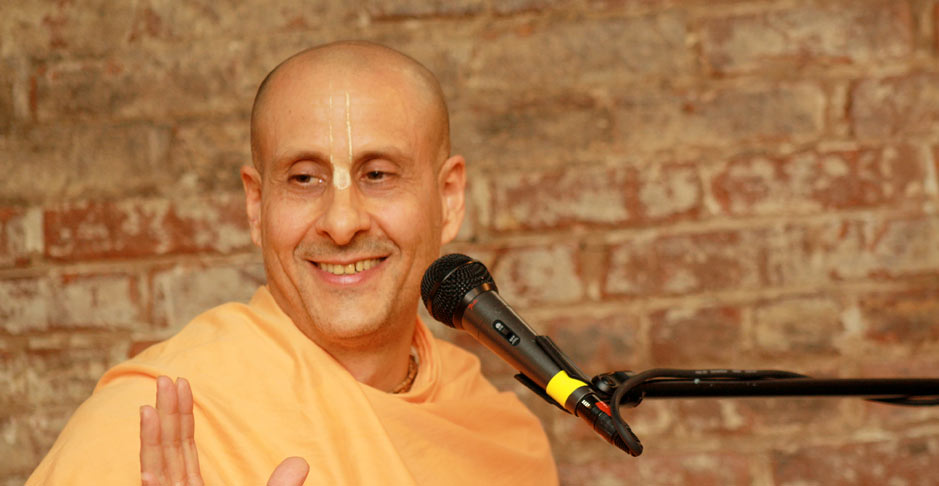 Radhanath Swami Photos