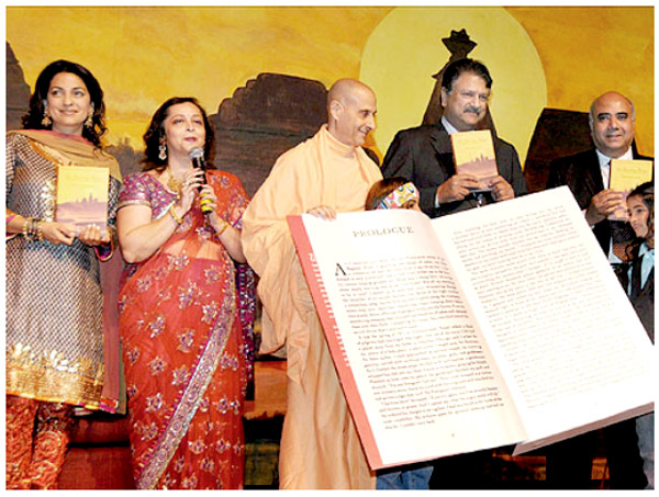 The Journey Home Book Launch in Hindustan Times, Mumbai