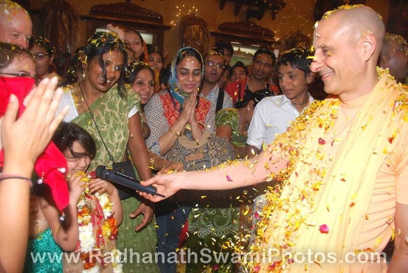 Radhanath Swami Photo