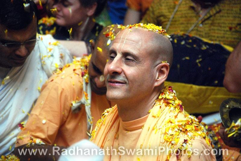 Radhanath Swami Special Photo