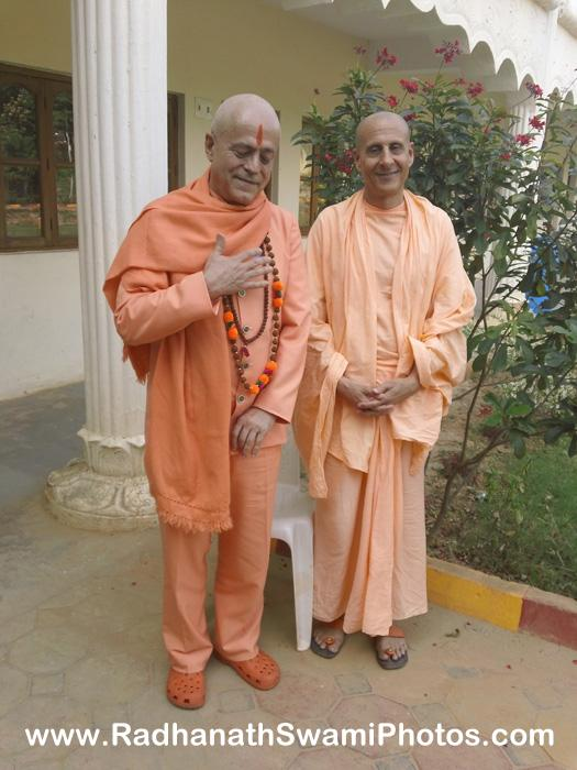 Radhanath Swami in Yoga_Conference