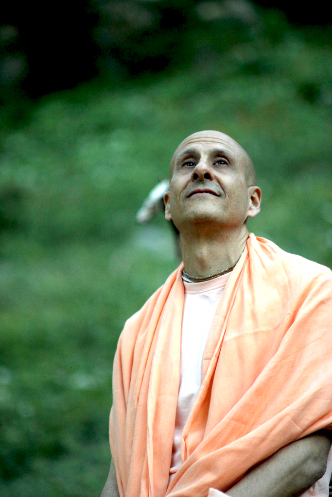 Radhanath Swami and God
