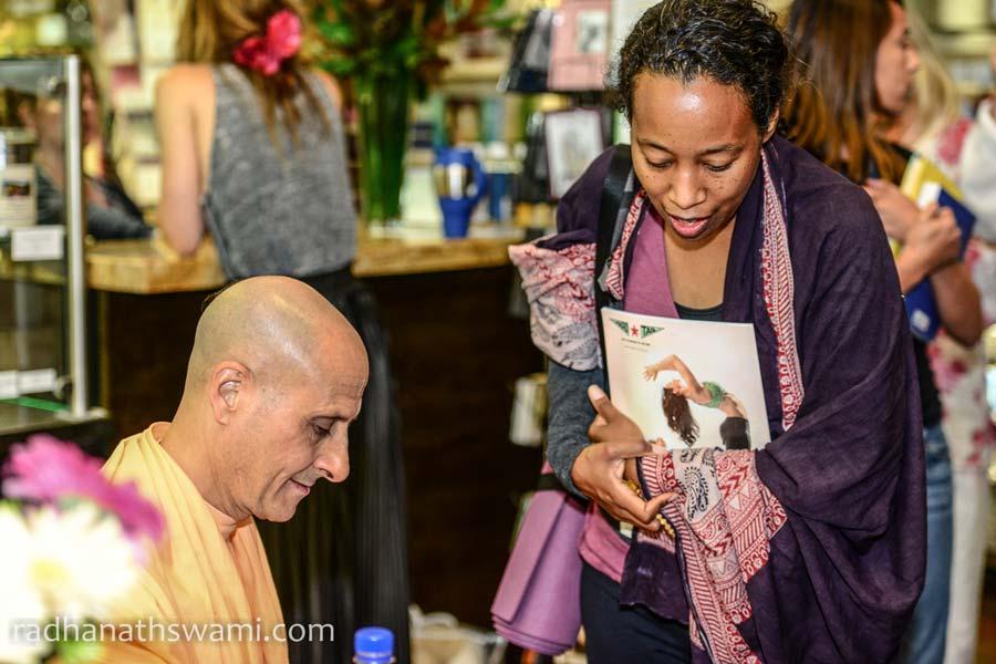 HH Radhanath Swami Maharaj