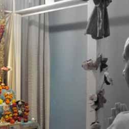 Radhanath Swami Close Up