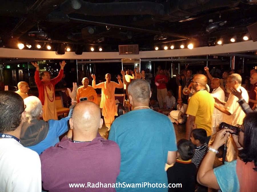 Dancing Kirtan