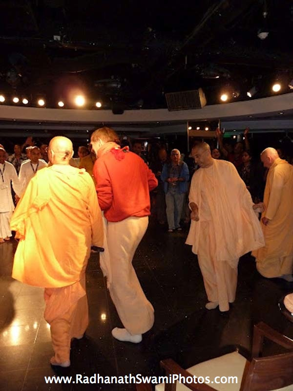 Kirtan At Cruise