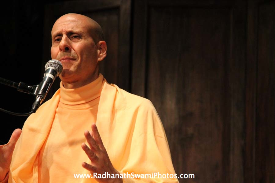 Radhanath Swami's visit to Washington DC