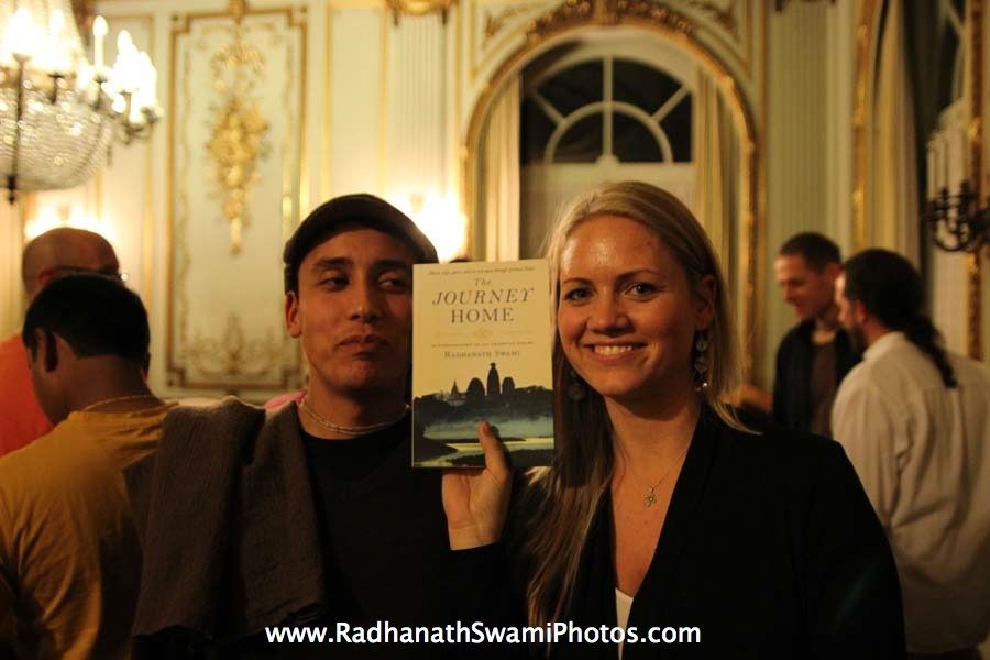 The Journey Home - An Autobiography of an American Swami