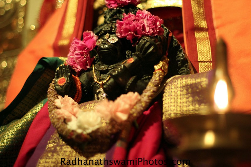 Hanumanji Deity at Broome Street Temple