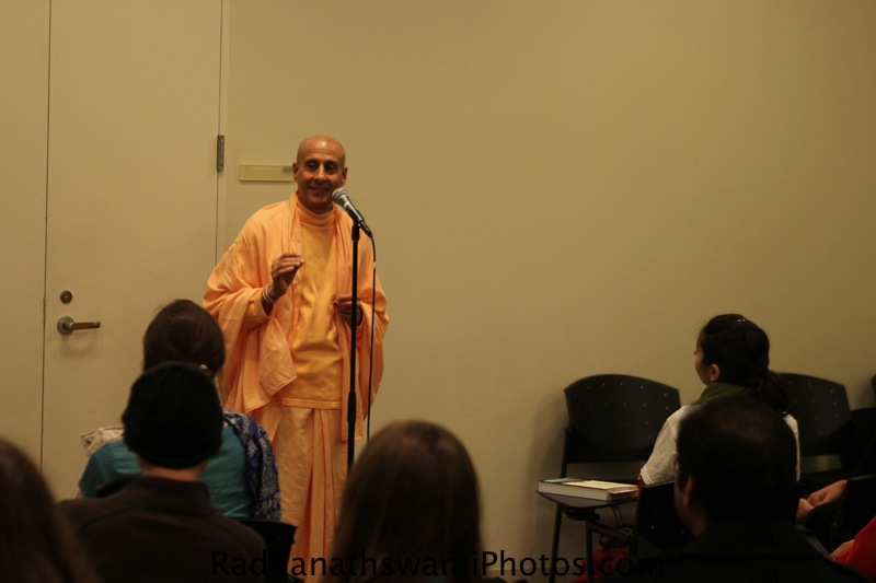 Radhanath Swami Maharaj