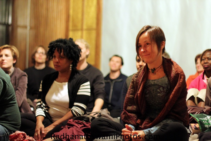 Guest at Kula Yoga Center, New York