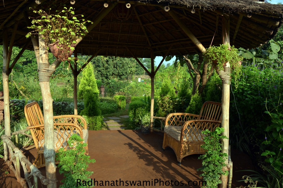 Govardhan Eco-village, India