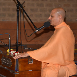 Radhanath Swami at GEV