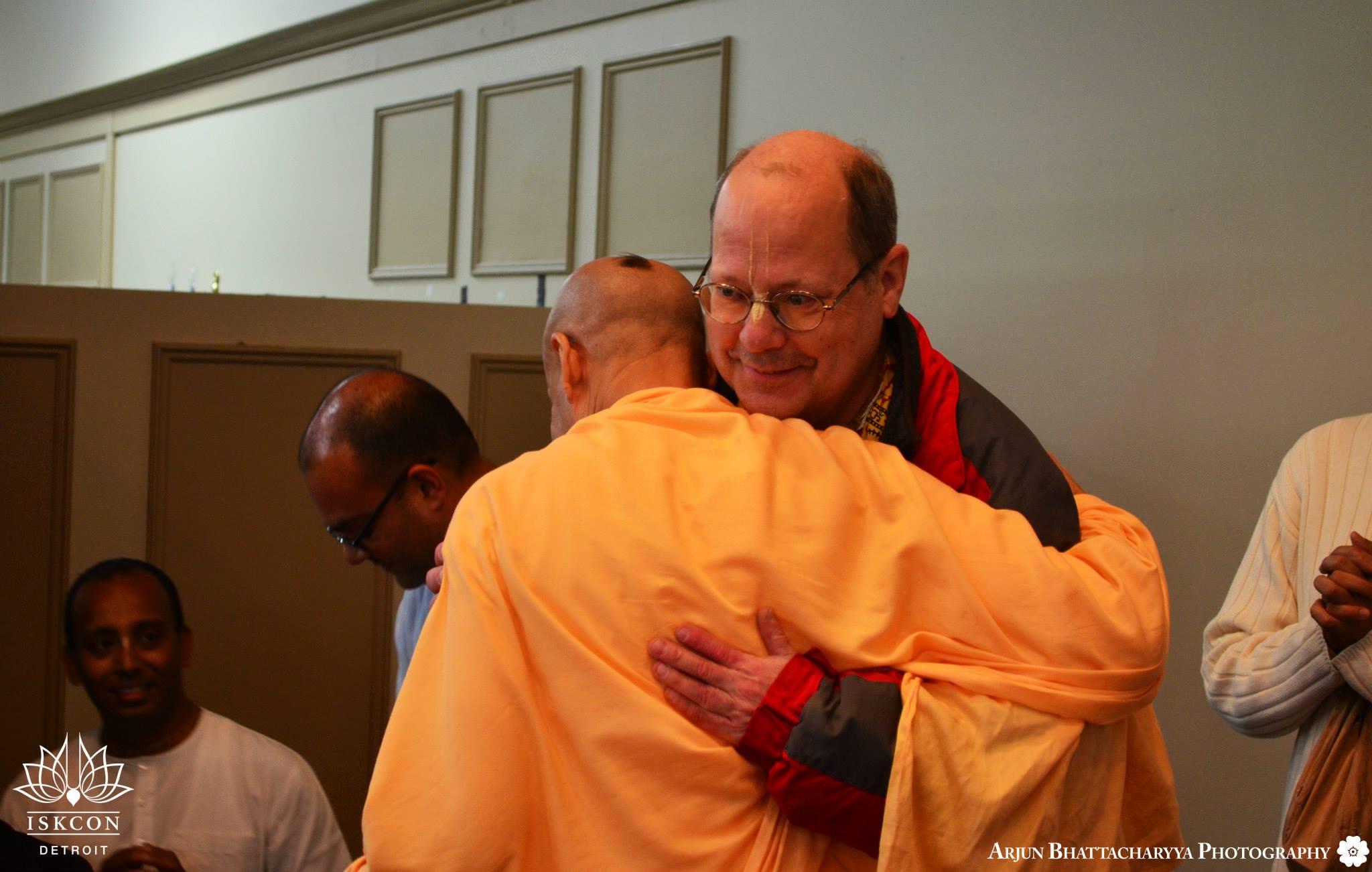 Radhanath Swami Love