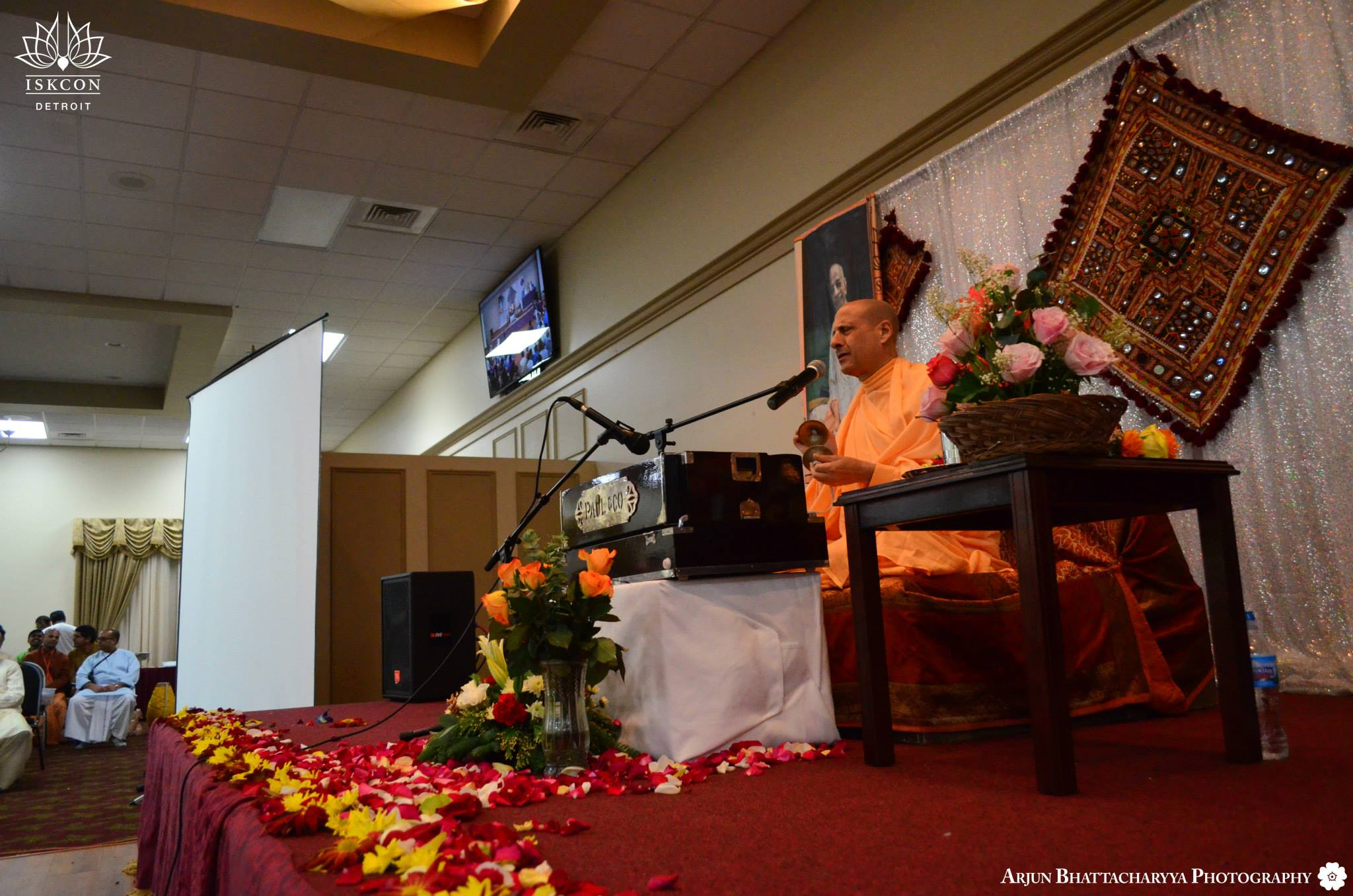 Radhanath Swami Lecture