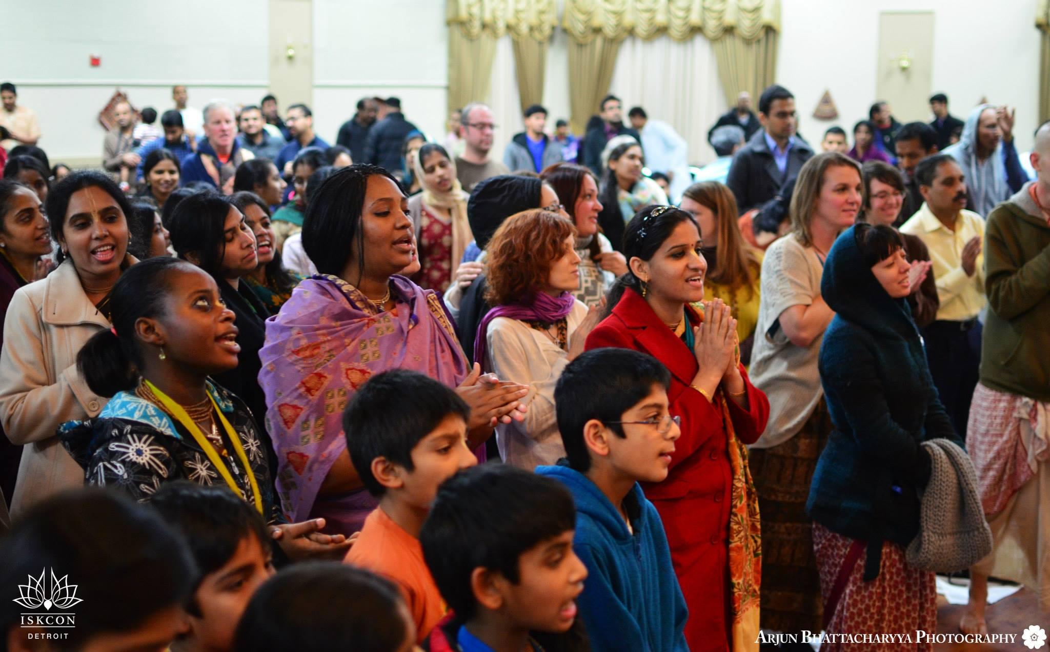 Radhnath Swami Appearance Day