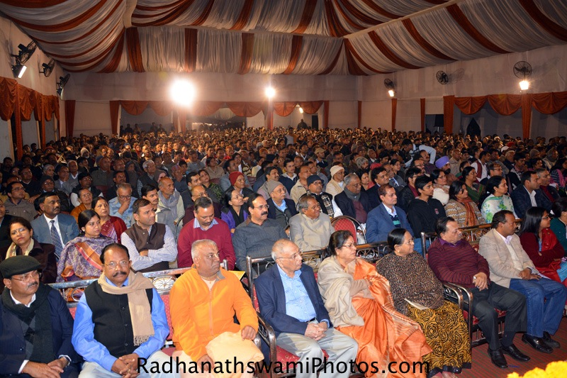Guests at Ranchi book launch_