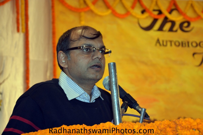 Talk by Guests at Ranchi book launch