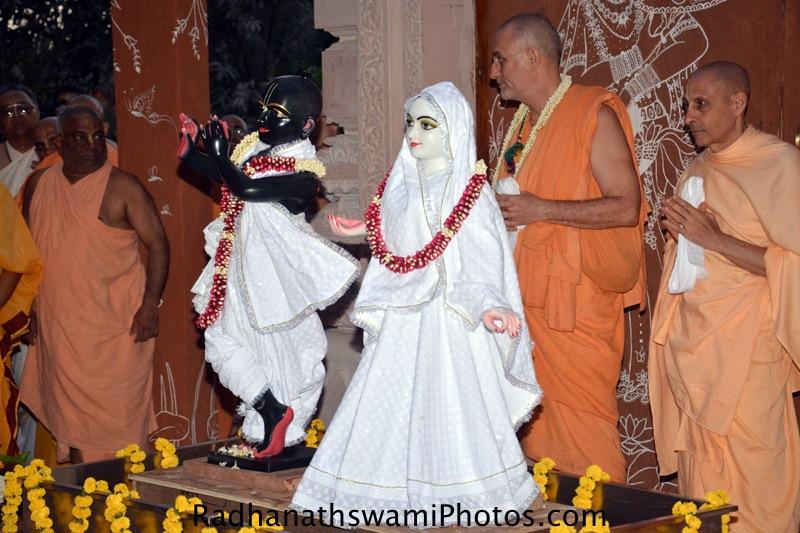 Darshan of Lord