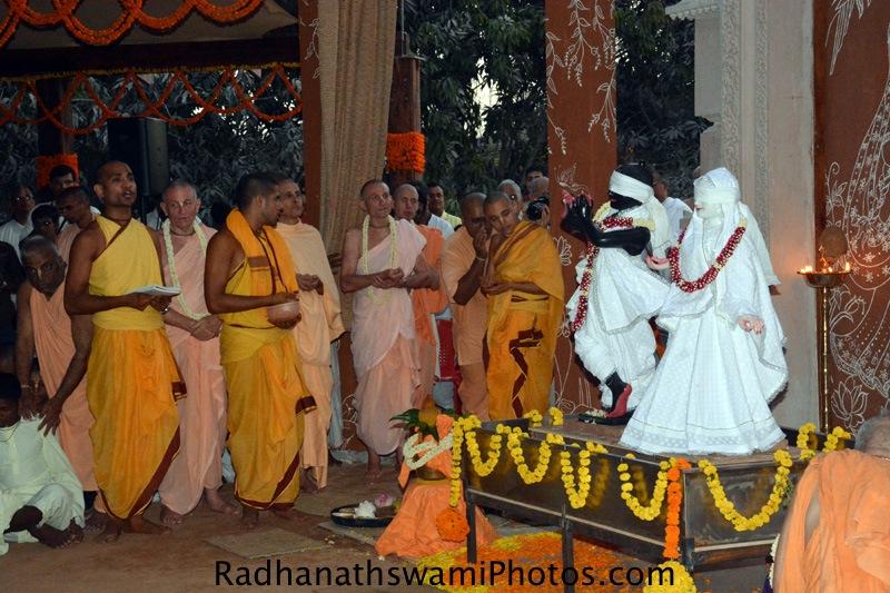 Deities of GEV Temple