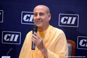 HH Radhanath Swami