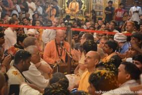 Indradyumna Swami leading ecstatic kirtan - Radhanath Swami