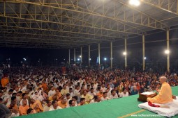 Talk by Radhanath Swami at Govardhan2