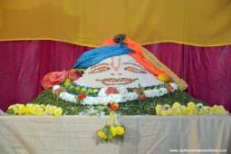Govardhan puja celebration at Hampi