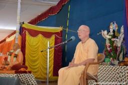 Chandramouli swami at Udupi yatra