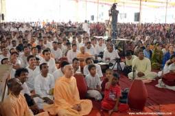 Radhanath Swami at udupi yatra